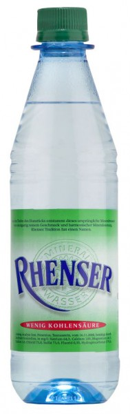 Rhenser Medium 20x0.5l PET