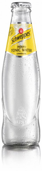Schweppes Tonic Water 24x0.2l