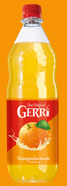 Gerri Orange 12x1l PET