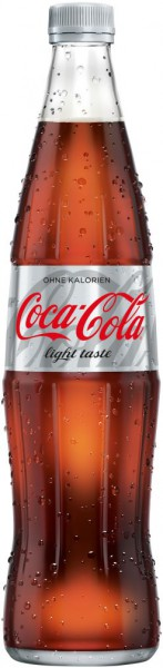 Coca-Cola light 20x0.5l Glas